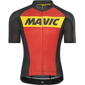 Mavic Cosmic - Maillot manches courtes Homme - rouge/noir